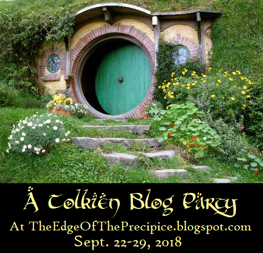 Tolkien Party Hobbit Hole 2018